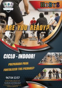 Cartel Spinning Redessociales
