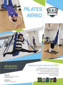 RedesSociales Pilates Aéreo