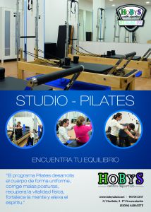Cartel Pilates Redessociales