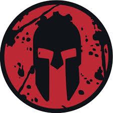 Logo Spartan rojo